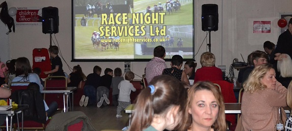 Race nights a great way to fundraise for charity